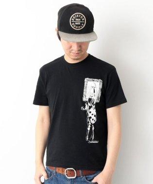 namiiiiさんコラボ プリント半袖Tシャツ レディースサイズ