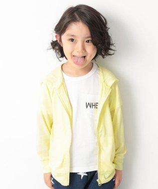 『ヒナタ』着用アイテム UVカットジップアップパーカー 男の子 女の子