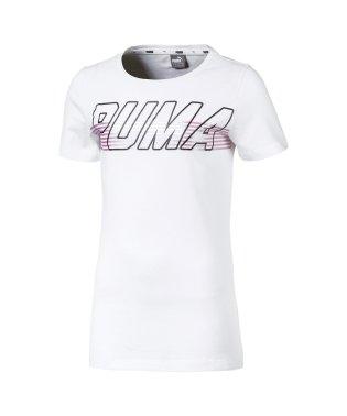 プーマ/キッズ/ALPHA SS ロゴ Tシャツ