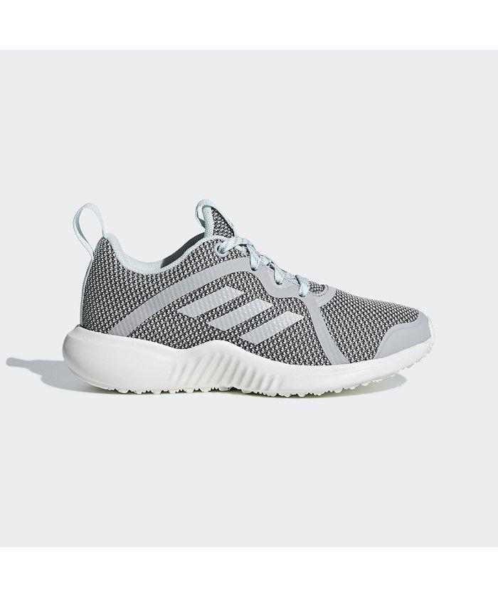 (adidas/アディダス)アディダス/キッズ/FORTARUNX 2 K/ グレーTWOF17/グレーフォアF17/アイスミントF16
