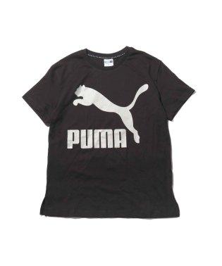 プーマ クラシックス ロゴ ティーシャツ