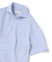 SD: 【ALBINI社製】I cotoni カラミ ショートスリーブ ポロシャツ