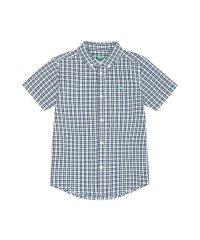 クアドロ総柄半袖シャツ