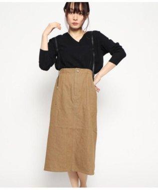 2WAYサス付きスカート