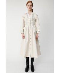 WAIST GATHER SHIRT ドレス