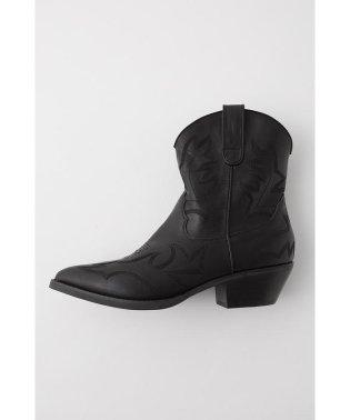 WESTERN SHORT ブーツ