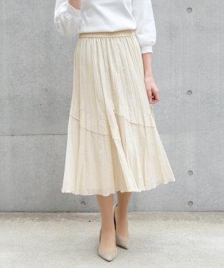 スラブローン スカート