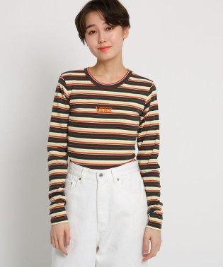 VANS(ヴァンズ)マルチボーダーTシャツ