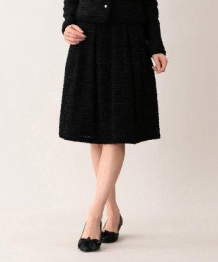 【Platine】ファンシーツイードスカート