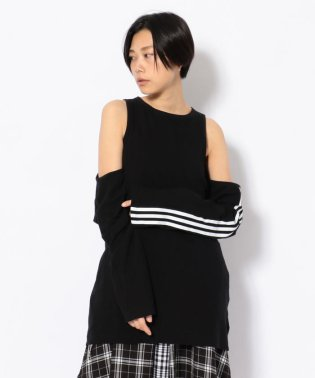 Y-3/ワイスリー/W CREPE JERSEY T
