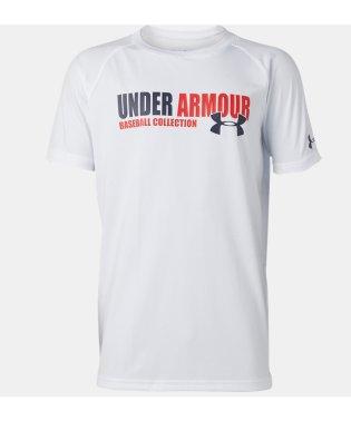 アンダーアーマー/キッズ/UA TECH TEXT YOUTH TSHIRT