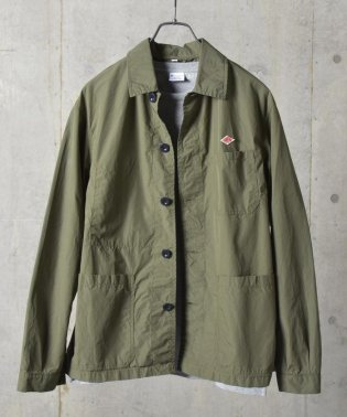 DANTON: シャツジャケット