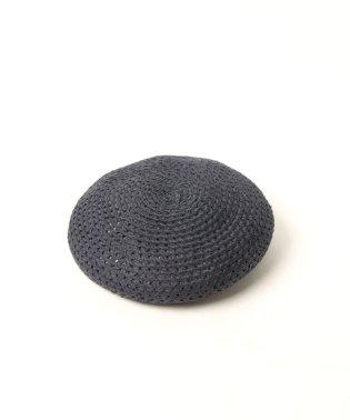 【socolla】透かし編みベレー