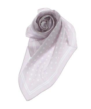 ドットストライプスカーフ