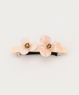 ◆◆【WEB限定】【Tricolore】花バレッタ