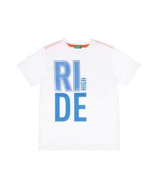 ナンバープリント半袖Tシャツ・カットソー