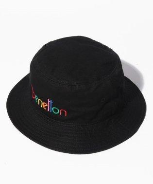 ベネトンマルチロゴハット・帽子