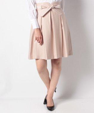 ブッチャー共リボン付きスカート