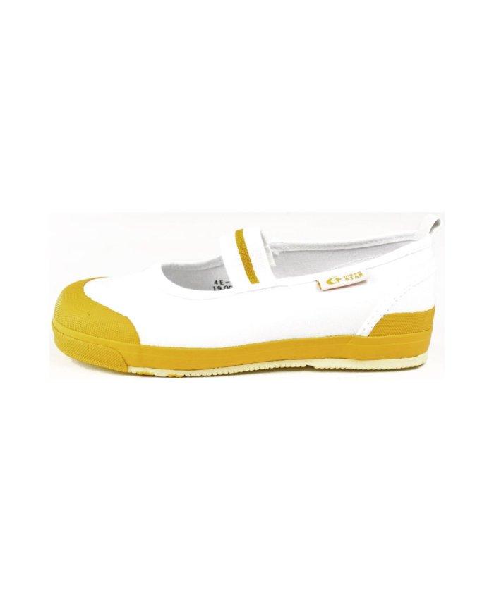 (moonstar/ムーンスター)ムーンスター キャロット 上履き 上靴 スクール 男の子 女の子 室内履き TKHS−CR11/キッズ オレンジ