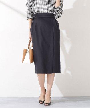 【Oggi 5月号掲載】ウォッシャブルラップ風スカート