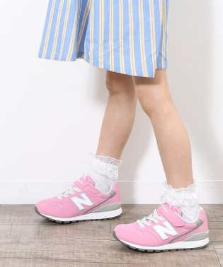 【ROPE' PICNIC KIDS】【New Balance】YV996CLC