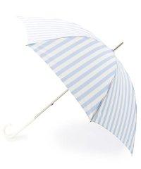 Wpc. 晴雨兼用ストライプ柄長傘