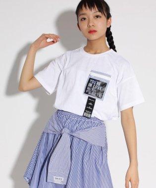 ポケ Tシャツ