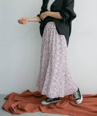 3wayフラワーフレアスカート