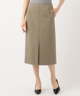 【マガジン掲載】ハイストレッチポンチ Iラインスカート(検索番号H32)