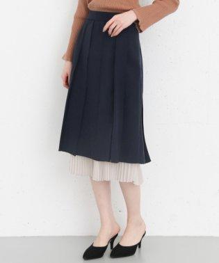 【KBF+】プリーツヘムスカート