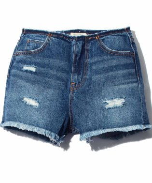 CUT-OFF SHORTS MID-WASH 5.14