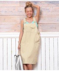 チノ風ジャンパースカート