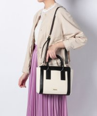 Canvas Combi Square Bag