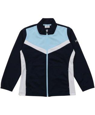 ヘム スポーツ/キッズ/ガールズ ウォームアップジャケット