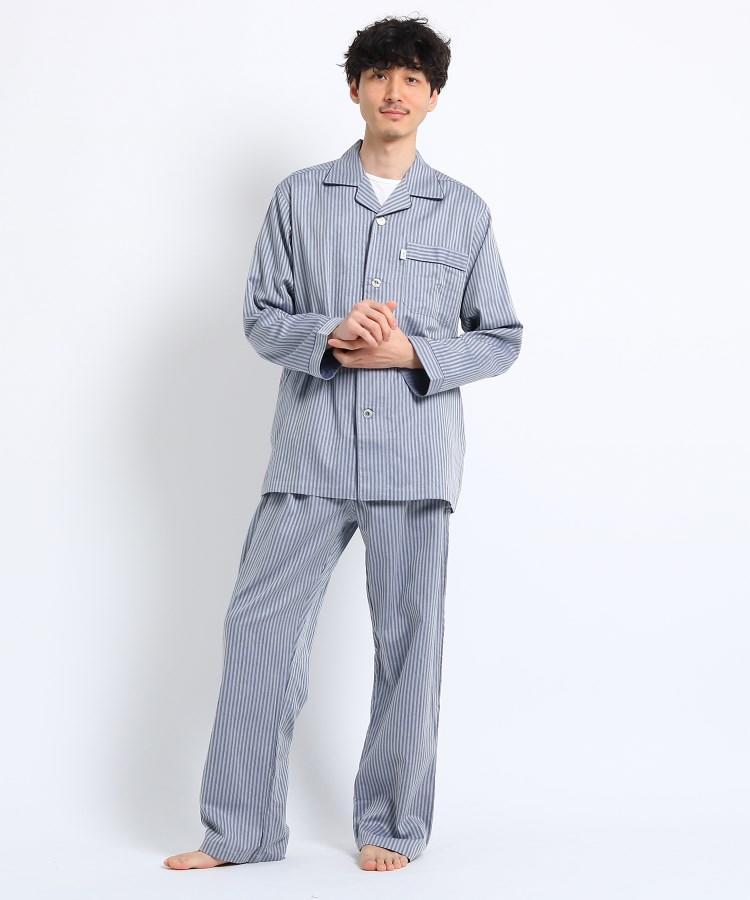 ヘリンボン柄パジャマ