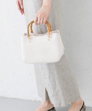 【TVドラマ使用】IRIS プチバンブーポケットバッグ