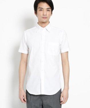 【抗菌・防臭】ポリジン市松ドビー半袖シャツ