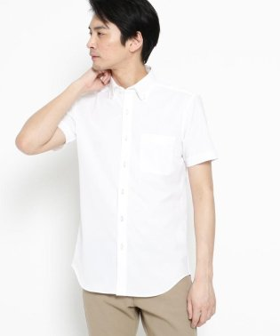 【吸水速乾】トリコットカノコ半袖シャツ