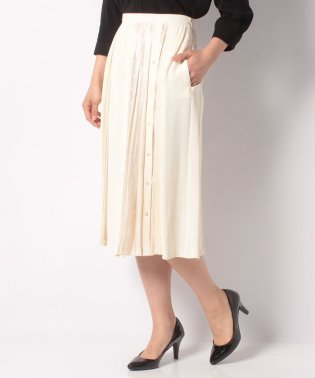 【SHIPS for women】RHIE:AUBREY PANELLED SK
