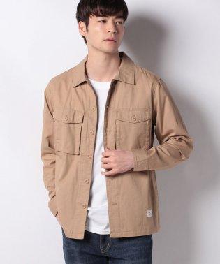 【SMITH'S AMERICAN】スミスアメリカン ミリタリーシャツ ジャケット