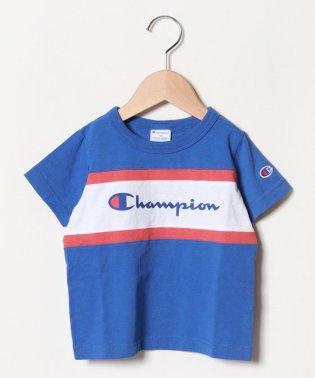 Championコラボ 切り替えTシャツ