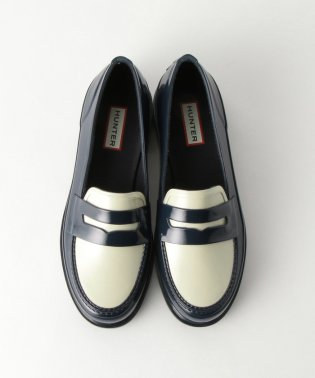 <HUNTER> PENNY LOAFER シューズ