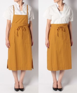 【Conges payes ADIEU TRISTESSE】2wayサロペットスカート