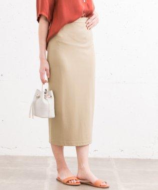 【ROSSO】ポンチタイトスカート