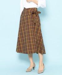 【SENSEOFPLACE】リバーシブルマキスカート