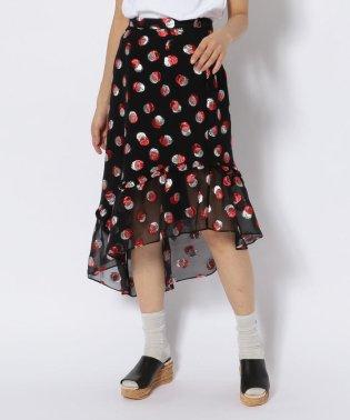 MARKUS LUPFER(マーカスルーファー)スパンコールドットスカート
