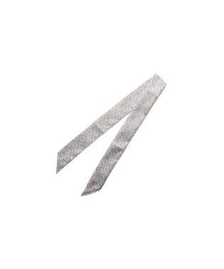 レトロ柄ボウタイスカーフ