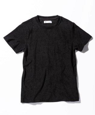 AZ by junhashimoto(エーゼイ バイ ジュンハシモト) チマヨ刺繍パイルTシャツ
