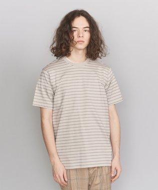BY ハイゲージ ピンボーダー Tシャツ