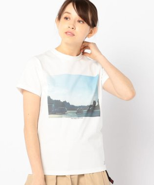 THE Dallas:BLUE SKY TEE